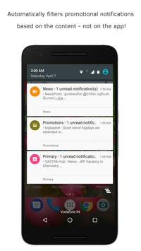 Notifix screenshot 3