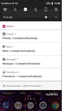 Notifix screenshot 4