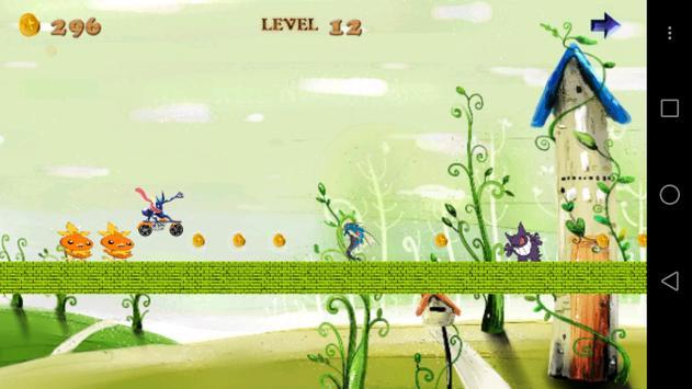 Greninja Surfing apk screenshot