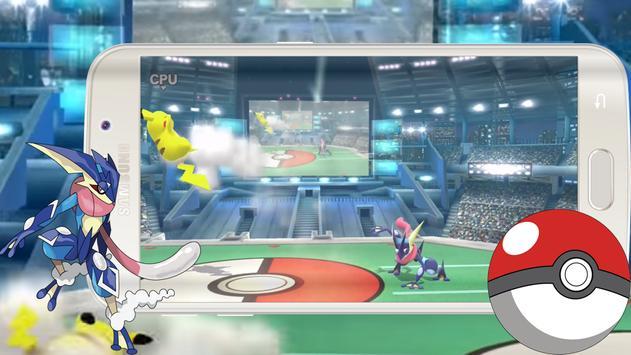 Greninja Pikachu Charizard screenshot 1