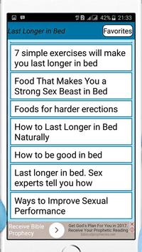 How to Last Longer in Bed screenshot 1