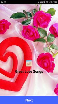 Great Love Songs poster