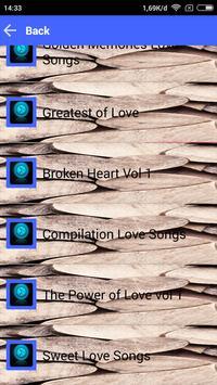 Great Love Songs screenshot 2