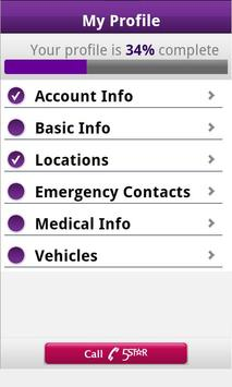 5Star Urgent Response With GPS apk screenshot