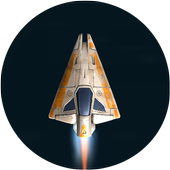 3D Space Shooter icon
