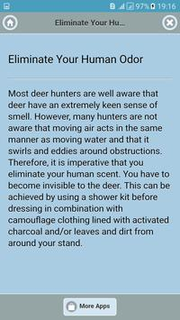 Deer Hunting Tips screenshot 4