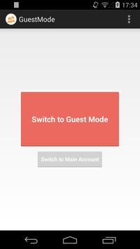 GuestMode apk screenshot