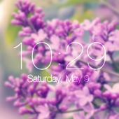 LockScreen IOS 9 Iphone style icon