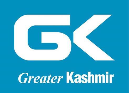 Greater Kashmir : Newspaper poster