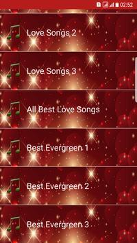 Greatest Love Songs Memory apk screenshot