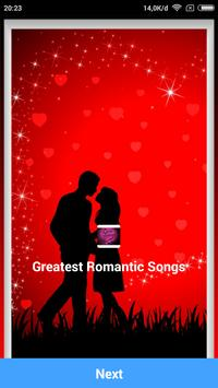 Greatest Romantic Songs poster