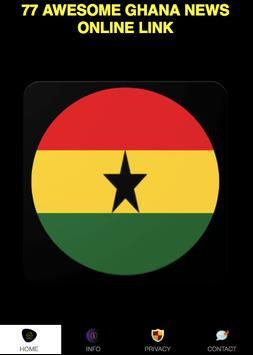 Ghana Online News Link 2018 apk screenshot