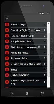 Tengen Toppa Gurren Lagann Songs & Lyrics, Update. screenshot 2
