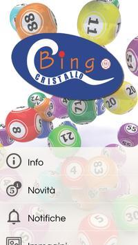 Sala Slot Bingo Cristallo poster
