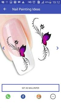 The Latest Nail Painting Ideas apk screenshot