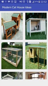 Modern Cat House Ideas poster