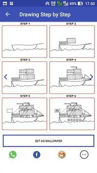 Drawing Tutorial Step by Step screenshot 4