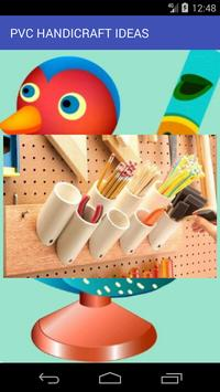 PVC Pipe Handicraft Ideas screenshot 4