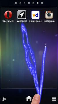 Electric Screen Effect poster
