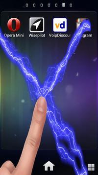 Electric Screen Effect apk screenshot