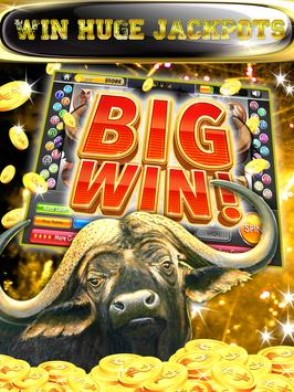 Buffalo Slot Machine Las Vegas screenshot 1