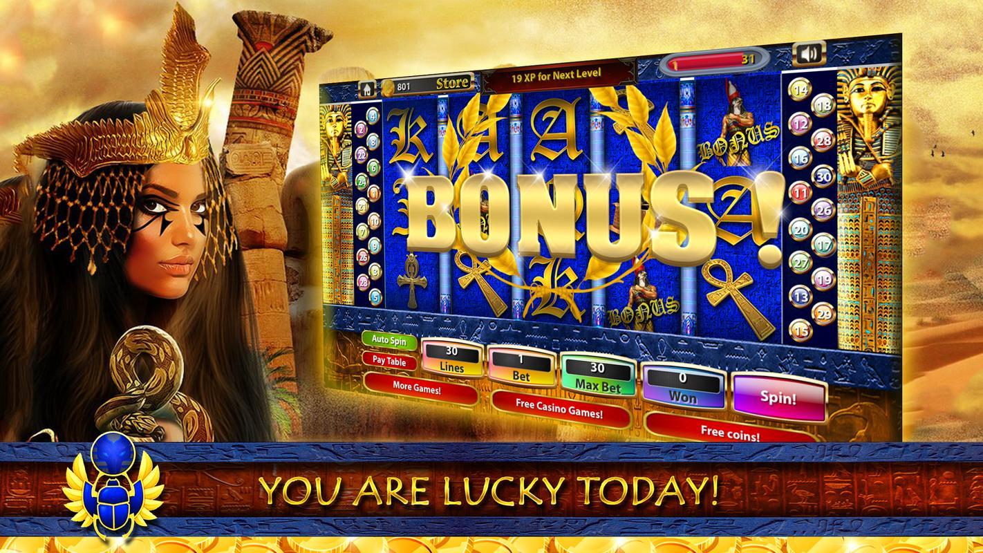 Cleopatra slots | play free cleopatra-themed slot machine games.