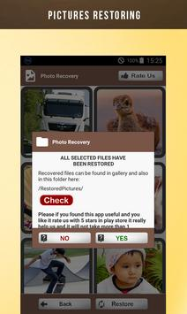 Deleted Photo Recovery APK-screenhot
