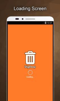 DigDeep Image Recovery APK-screenhot