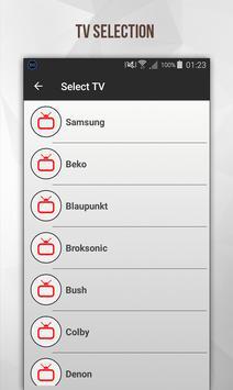 Remote Control TV APK-screenhot