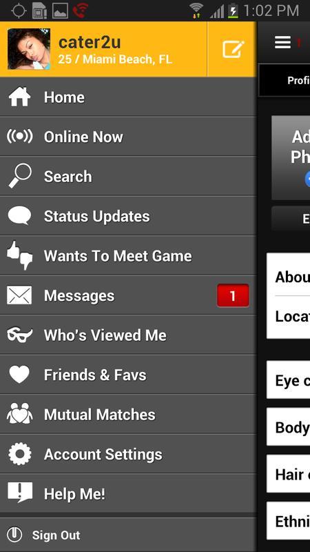 Black dating app download