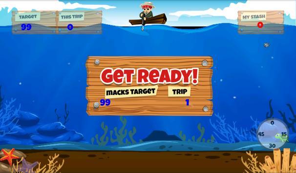 Real Fishing Game screenshot 1