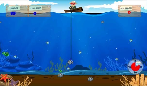 Real Fishing Game screenshot 2