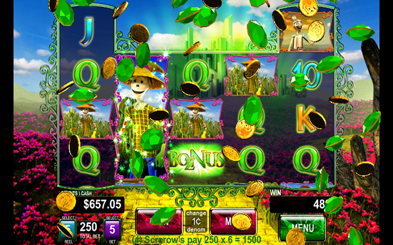 Wizard Oz Slot