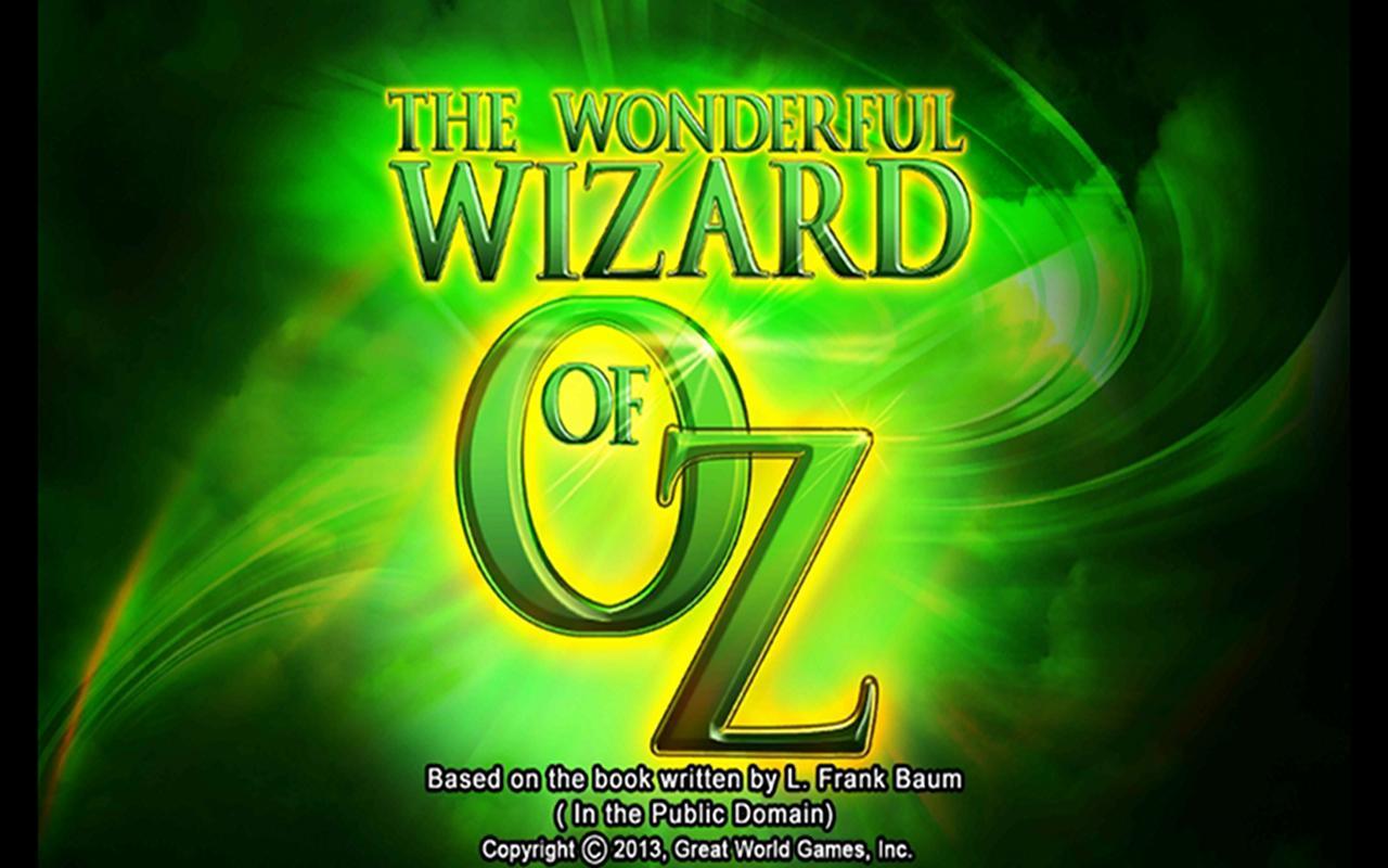 Wizard of oz slots apk mod
