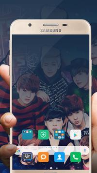 BTS Wallpapers 4K poster