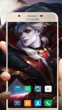 Mobile Walpaper Legend Ultra HD screenshot 3