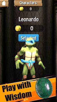 Ninja Subway Turtle Games 🐢 screenshot 3