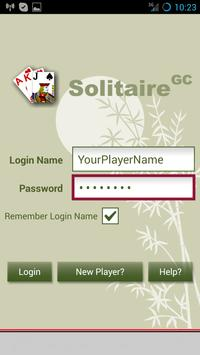 Solitaire GC Online screenshot 1