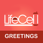 LIFECELL GREETINGS PFIGER icon