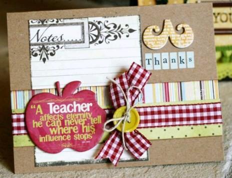 35+ Ide Desain Kartu Ucapan Selamat Hari Guru - The ...