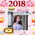 Happy Birthday Frames 2018
