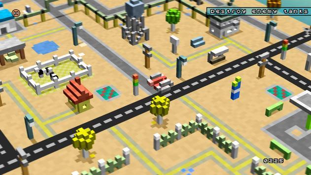 Voxel Raid (Demo) screenshot 3