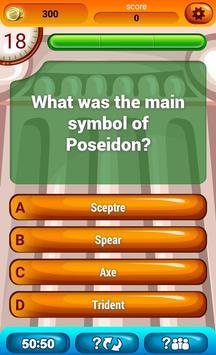Greek Mythology Quiz Game apk screenshot