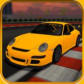 Desert Racing Car icon