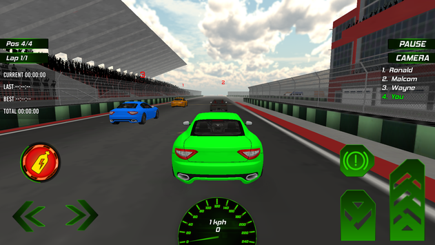 Desert Racing Car screenshot 7