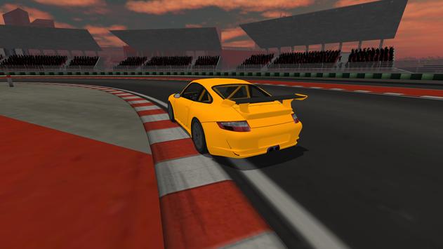 Desert Racing Car screenshot 1