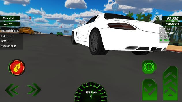 Desert Racing Car apk screenshot