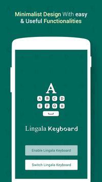 Lingala Keyboard poster