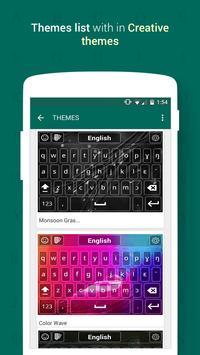Lingala Keyboard screenshot 3