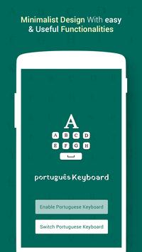 Portuguese Keyboard poster